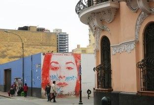 Mukava paikka tää Lima