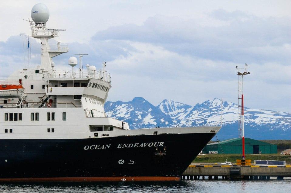 Ms Ocean Endeavour