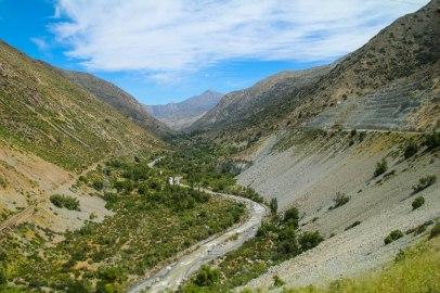 Laaksoja ja vuoria