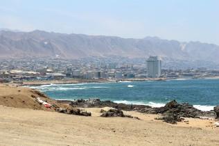 Antofagastan rantaväylää