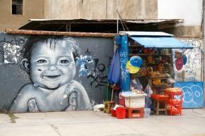 Katutaidetta Chochabambassa