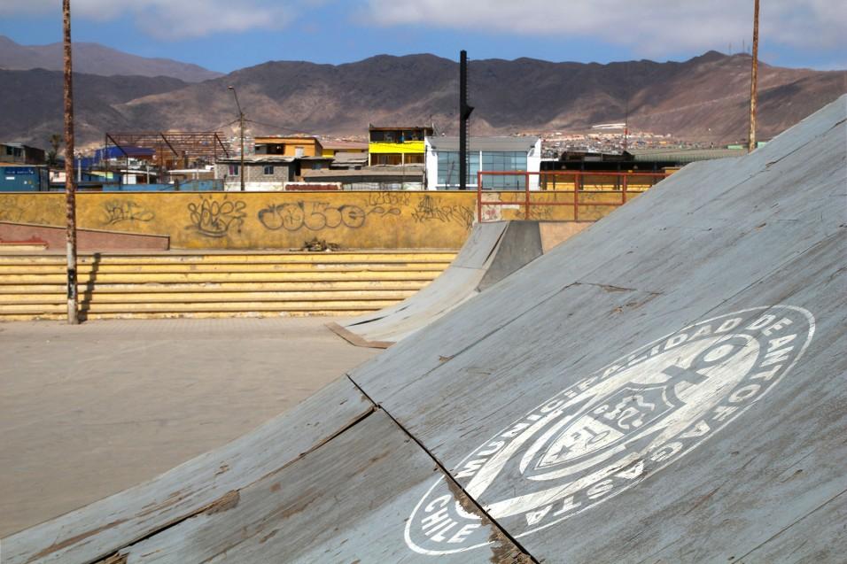 Antofagastan parkkia
