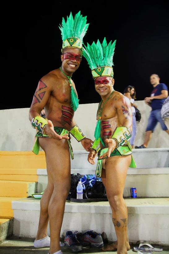 Karnevaalipojat