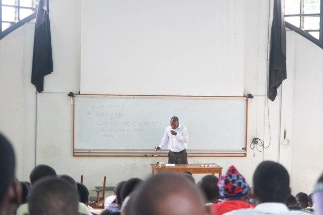 Luennolla