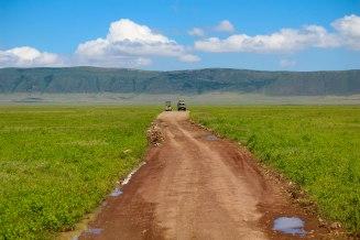 Kraatterissa, Ngorongoro