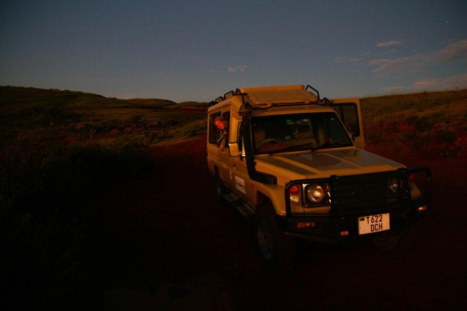 Ngorongoroon!