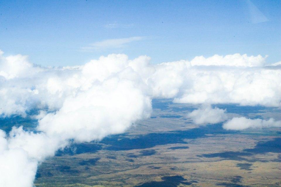 Pilvissä